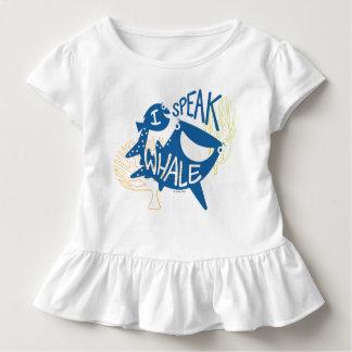 Dory & Destiny | I Speak Whale Toddler T-shirt