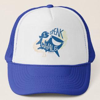 Dory & Destiny | I Speak Whale Trucker Hat