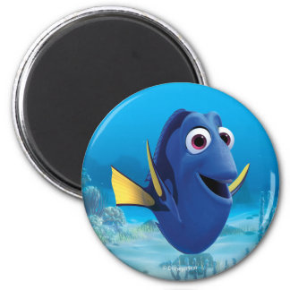 Dory | Finding Dory 2 Inch Round Magnet