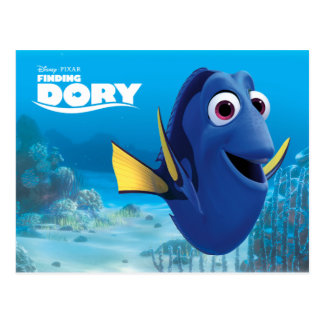 Dory   Finding Dory Postcard