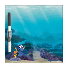 Dory   Finding Who Dry Erase Board at Zazzle