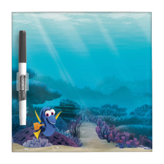 Dory | Finding Who Dry Erase Board