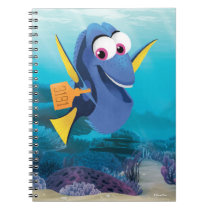 Dory   Finding Who Notebook