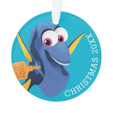 Disney Themed Dory | Finding Who Ornament