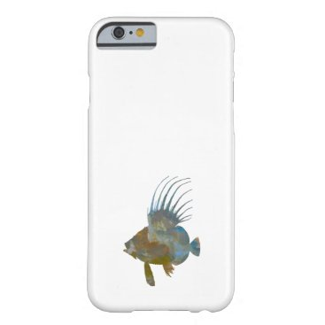 Beach Themed Dory Fish Barely There iPhone 6 Case