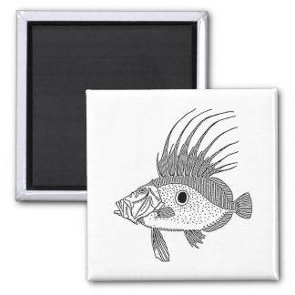 Dory Fish Fridge Magnet