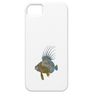 Beach Themed Dory Fish iPhone SE/5/5s Case
