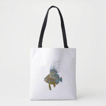 Beach Themed Dory Fish Tote Bag