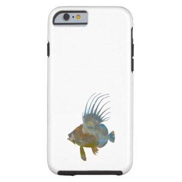 Beach Themed Dory Fish Tough iPhone 6 Case