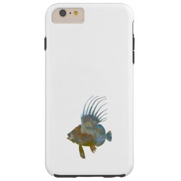 Beach Themed Dory Fish Tough iPhone 6 Plus Case