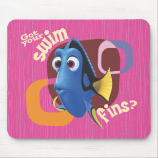 Dory - Got Your Swim Fins? Mouse Pad
