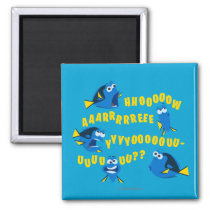 Dory | How Are You? Magnet