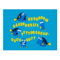 Dory | How Are You? Postcard