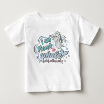 Dory | I am Fluent in Whale Comic Baby T-Shirt