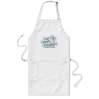 Dory | I am Fluent in Whale Comic Long Apron