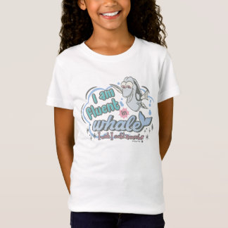 Dory | I am Fluent in Whale Comic T-Shirt