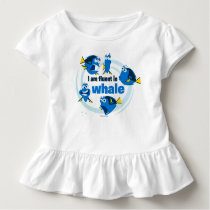 Dory | I am Fluent in Whale Toddler T-shirt