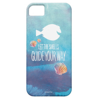 Dory | Let the Shells Guide Your Way iPhone SE/5/5s Case