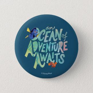 Dory & Nemo | An Ocean of Adventure Awaits Button