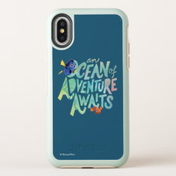 Dory & Nemo | An Ocean of Adventure Awaits OtterBox Symmetry iPhone X Case