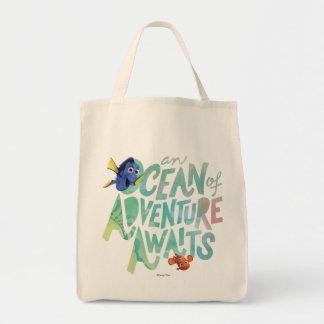 Dory & Nemo | An Ocean of Adventure Awaits Tote Bag