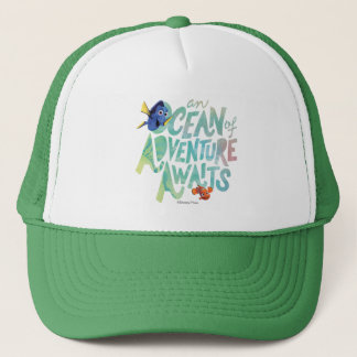 Dory & Nemo | An Ocean of Adventure Awaits Trucker Hat