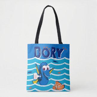 Dory & Nemo Love to Swim Tote Bag
