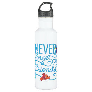 Dory & Nemo | Never Forget Your Friends Stainless Steel Water Bottle