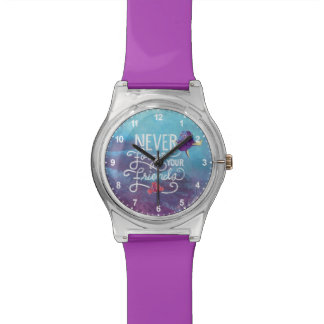 Dory & Nemo | Never Forget Your Friends Wrist Watch