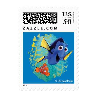 Dory & Nemo | Swim With Friends Postage