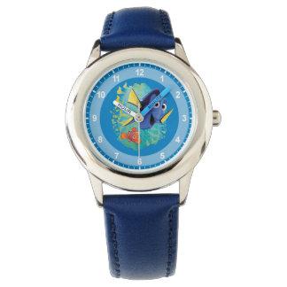 Dory & Nemo | Swim With Friends Wrist Watch