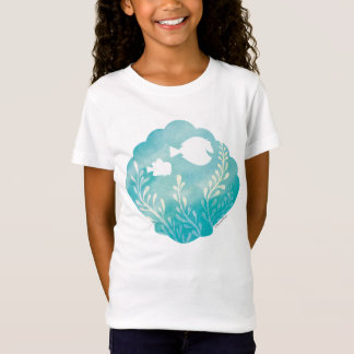 Dory & Nemo | Watercolor Shell Graphic T-Shirt