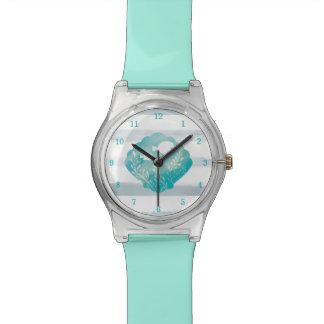 Dory & Nemo | Watercolor Shell Graphic Wrist Watch