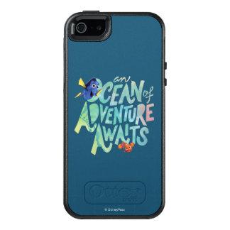 Dory y Nemo el | que un océano de la aventura Funda Otterbox Para iPhone 5/5s/SE