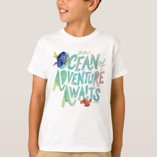 Dory y Nemo el | que un océano de la aventura Playera