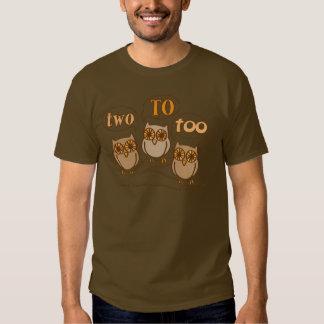 Dos a también camisas