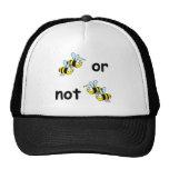 Dos abejas o gorra de no dos abejas