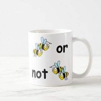 Dos abejas o taza de no dos abejas