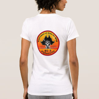 DOS AIRWING Grave Robbers Girls Short Sleeve Tees