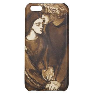 Dos amantes de Dante Gabriel Rossetti