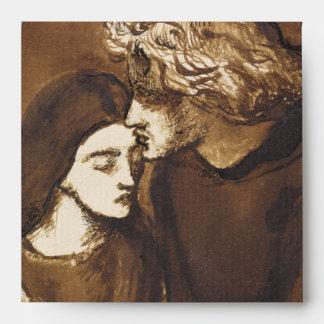 Dos amantes de Dante Gabriel Rossetti Sobre
