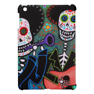 Dos Amigos Dia de los Muertos iPad Mini Covers
