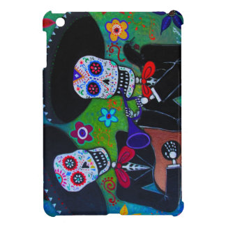 Dos Amigos Dia de los Muertos Mariachi Cover For The iPad Mini