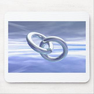 Dos anillos mousepad