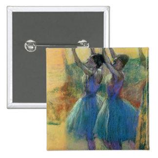 Dos bailarines azules pins