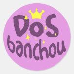 DoS Banchou - Sticker Sheet