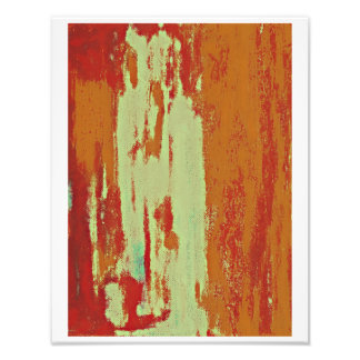 Dos bebidas espirituosas en el espacio anaranjado fotografía