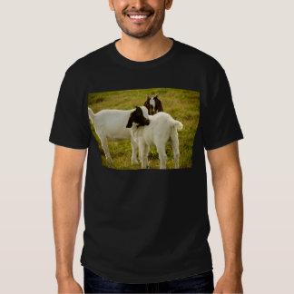 Dos cabras remera