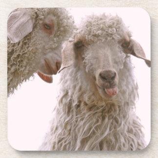 Dos cabras tontas posavaso