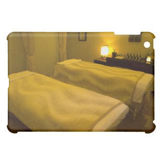 Dos camas en el salón de belleza, opinión de alto